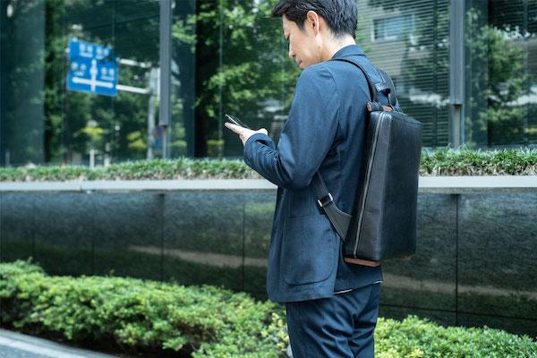 ソファーメーカーが考えた、鞄「HANK」シリーズ発売開始/KOKOROISHIソファ