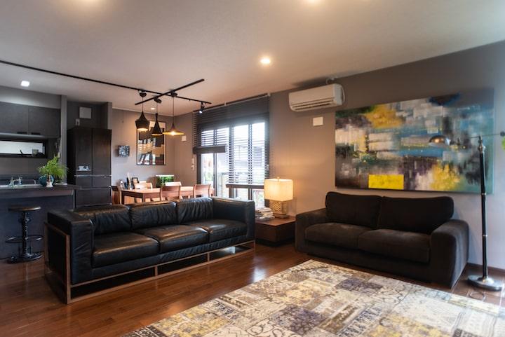 「一生ものの家具」として選んだ「AVENU」と「SUN」/KOKOROISHIソファ