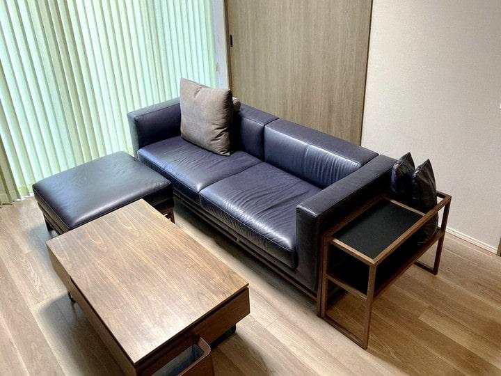 本当に気に入った革ソファを/KOKOROISHIソファのお客様の声