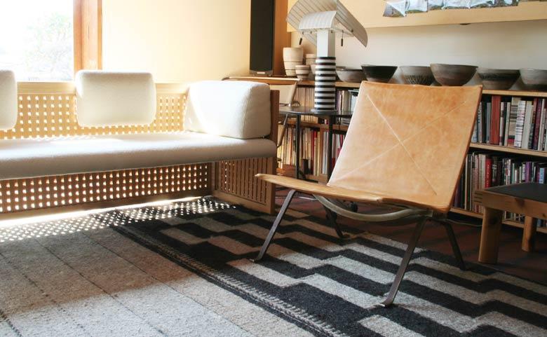 私の人生を決めた大切な椅子、PK22の張替え/KOKOROISHIソファのお客様の声