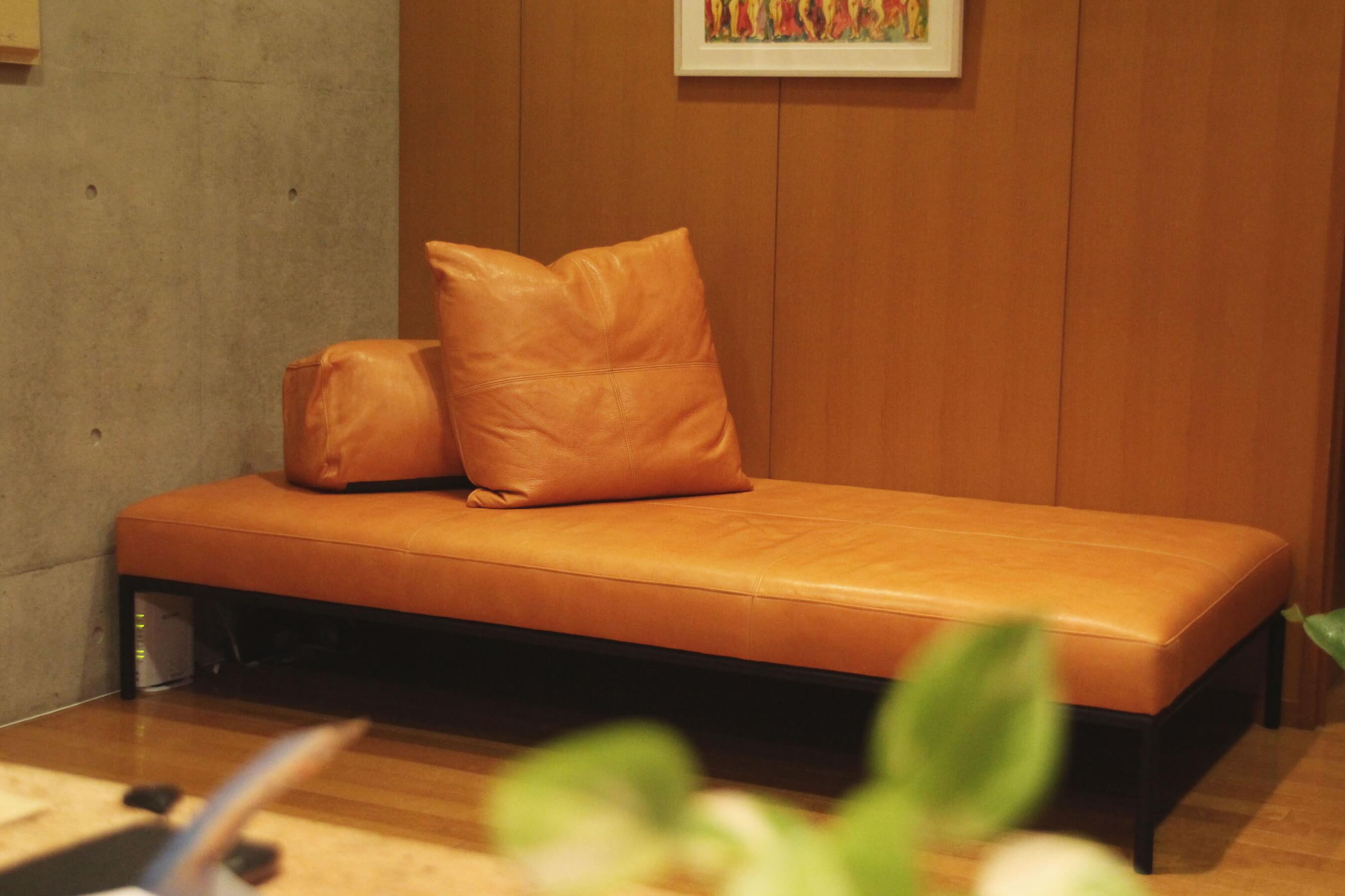 作り手の顔が見えるソファを。/KOKOROISHIソファのお客様の声