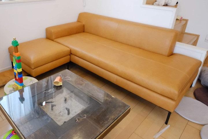 カスタムオーダできるソファ、PARASSO(パラッソ)