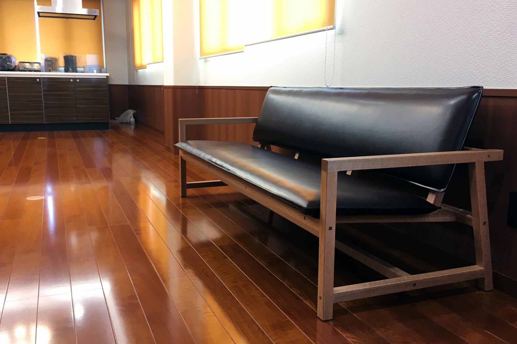 グループホームの方にも、座り心地良い椅子を/KOKOROISHIソファのお客様の声