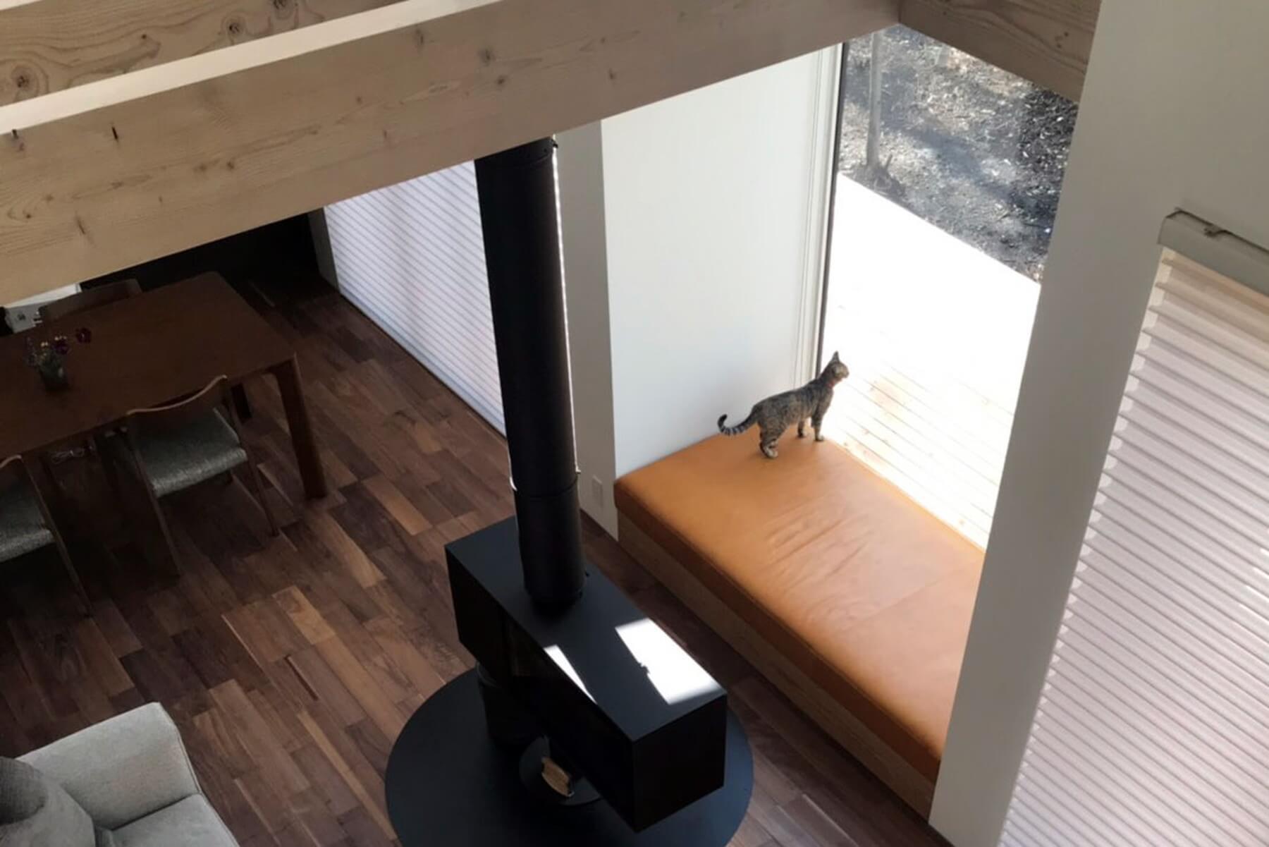 居ごこち良い窓辺を/KOKOROISHIソファのお客様の声