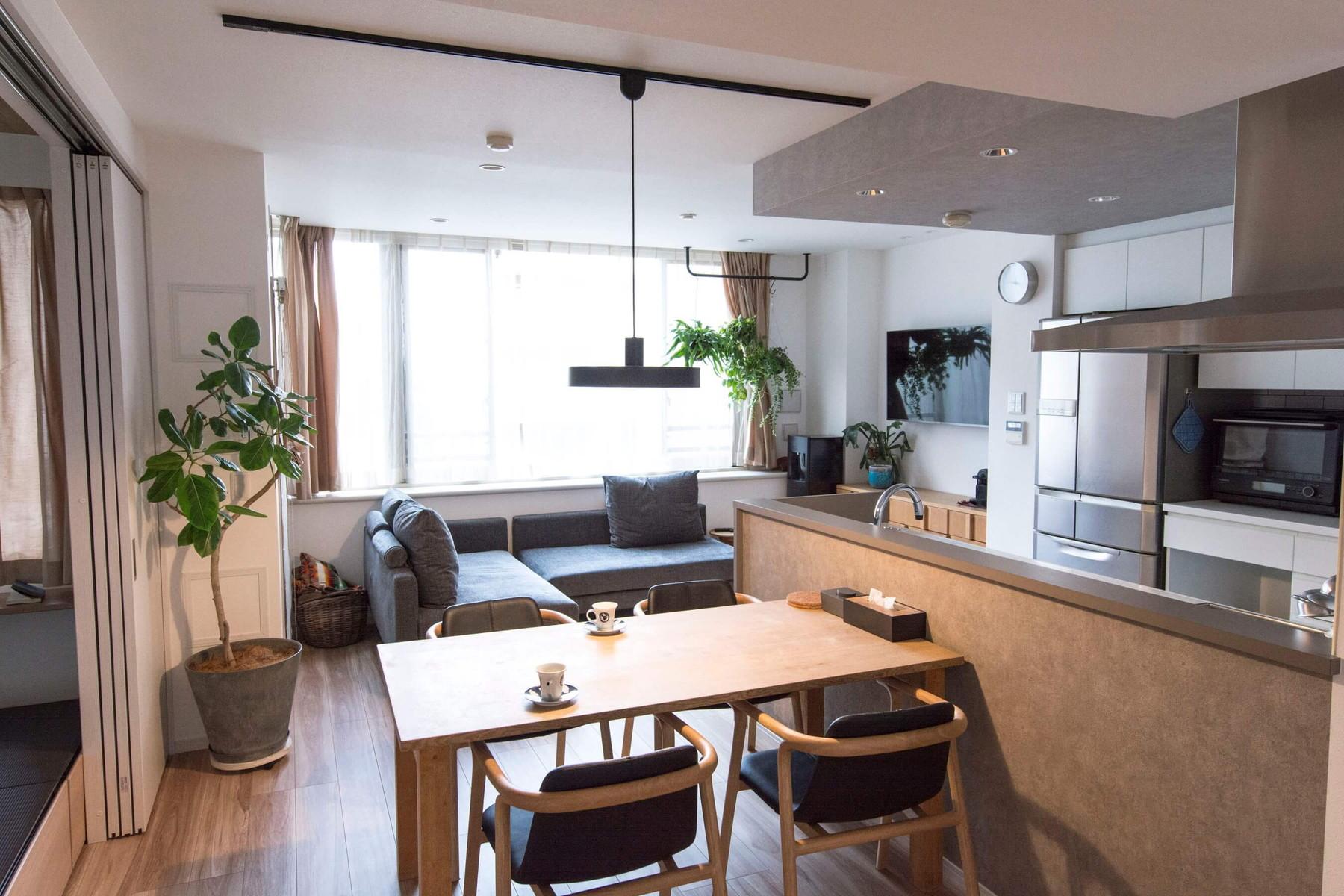 10年暮らした場所だから、自分で選べた家具たち/KOKOROISHIソファのお客様の声